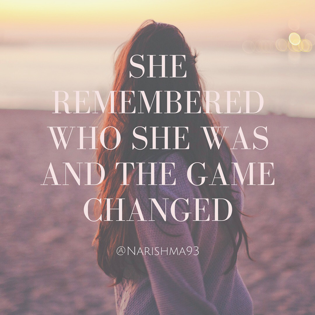 Empowering Women Quotes Empowering Quotes For Womenshe Remembered Who She Was And The