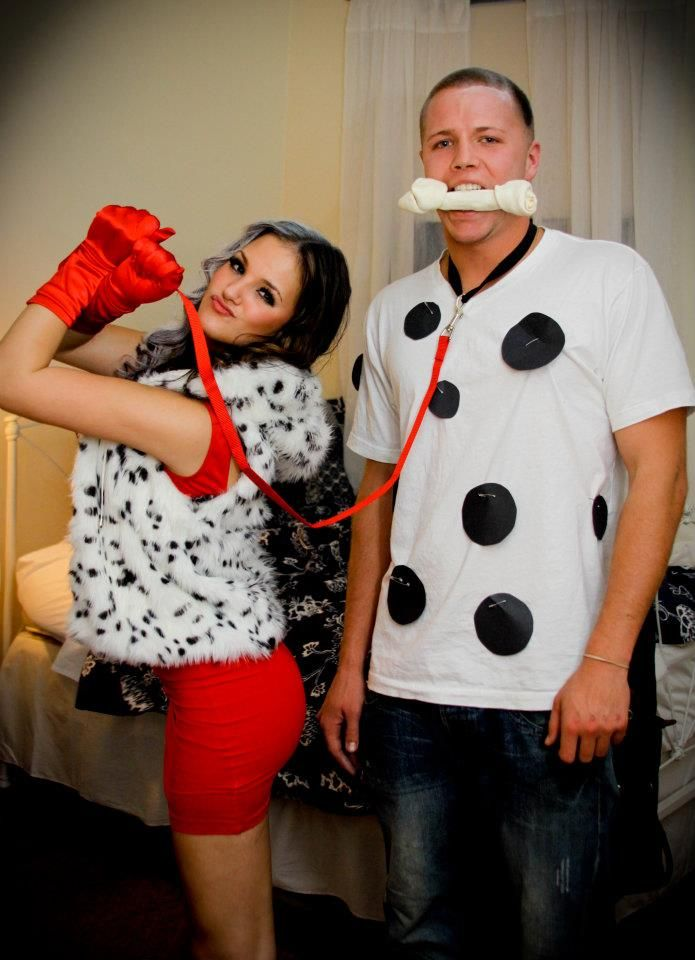 12 Genius DIY Couples Costumes for Halloween