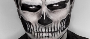 8 Halloween Makeup Ideas For Men
